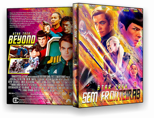 Star Trek: Sem Fronteiras (2016) Torrent – BluRay 720p | 1080p Dual Áudio 5.1