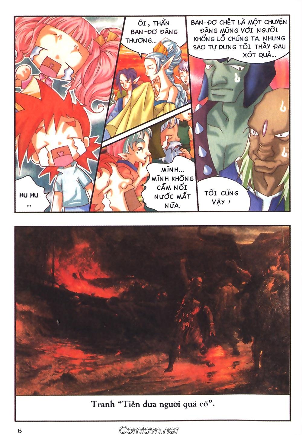Thần thoại Bắc Âu - Chapter 46: Thần Dũng Cảm - Pic 7