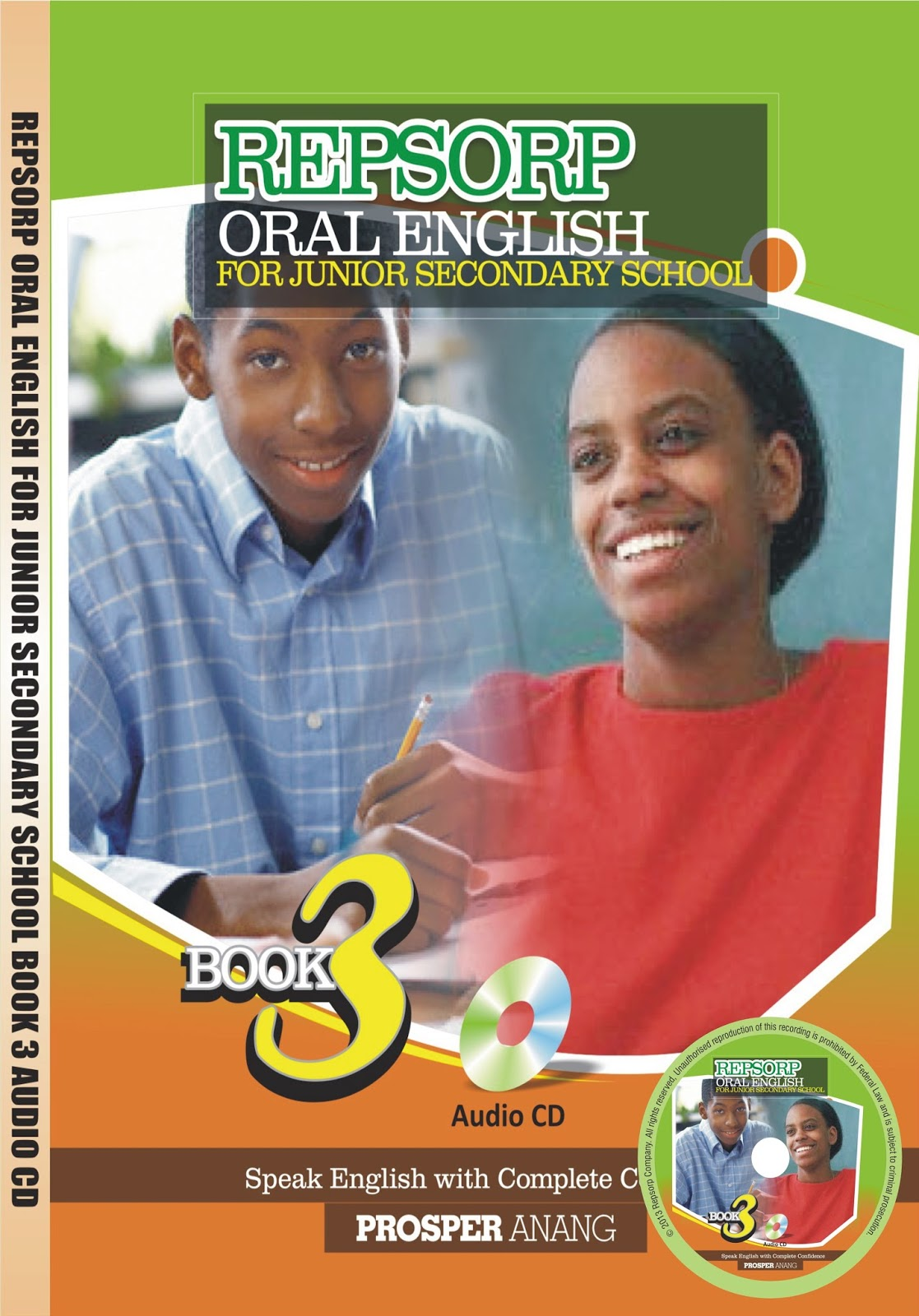 Oral English Book