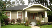 Houston Bungalows In Norhill Historic District