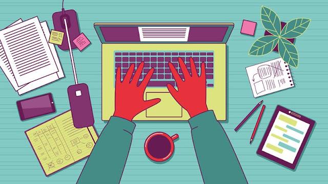 Cara Mudah Menghasilkan Uang Online dari Rumah Tahun 2019