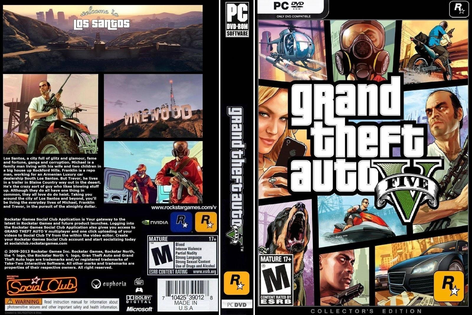 مدونة قن ة المخترع للمعلوميات تحميل وتثبيت لعبة Grand Theft Auto