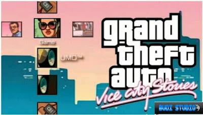 Gta Vice City Stories psp ppsspp