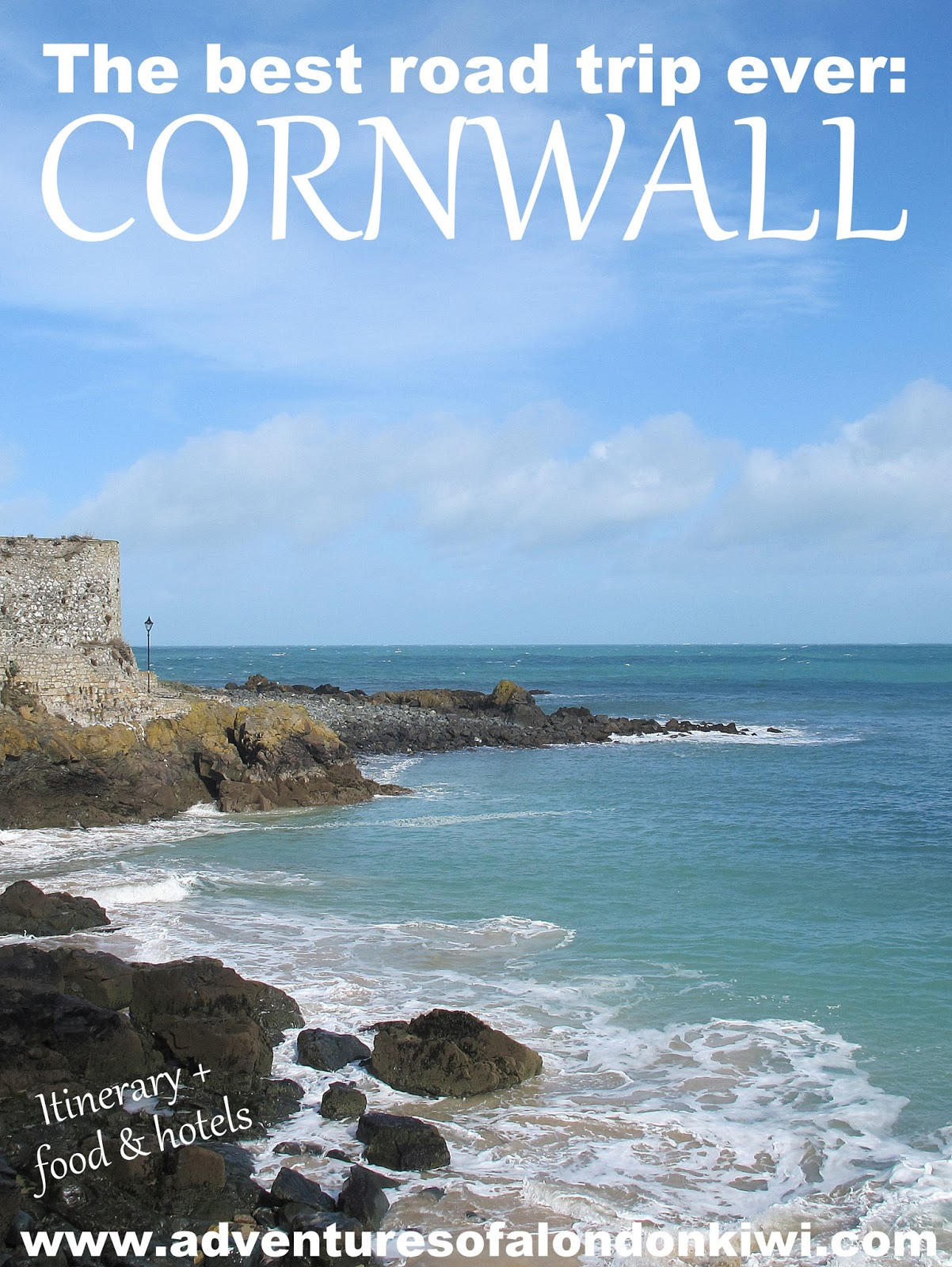 Road trip itinerary best ever Cornwall Adventures of a London Kiwi