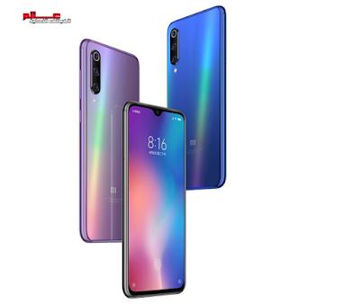 Xiaomi Mi 9 .
