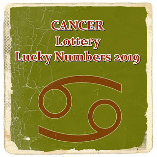 cancer lottery lucky numbers 2019 powerball, mega millions and lotto america
