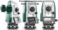 Jual SOKKIA CX-62 Total Station Reflectorles Sampai 350 meter