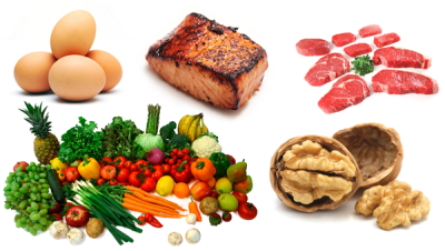 paleo diet food choices