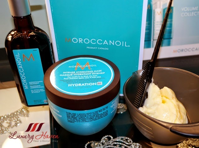immortelle atelier moroccanoil intense hydrating mask review