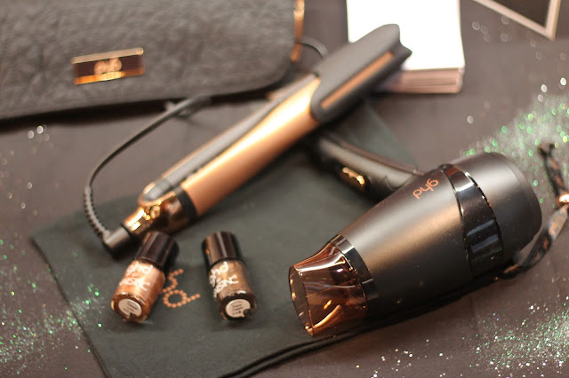 ghd copper luxe christmas 2016