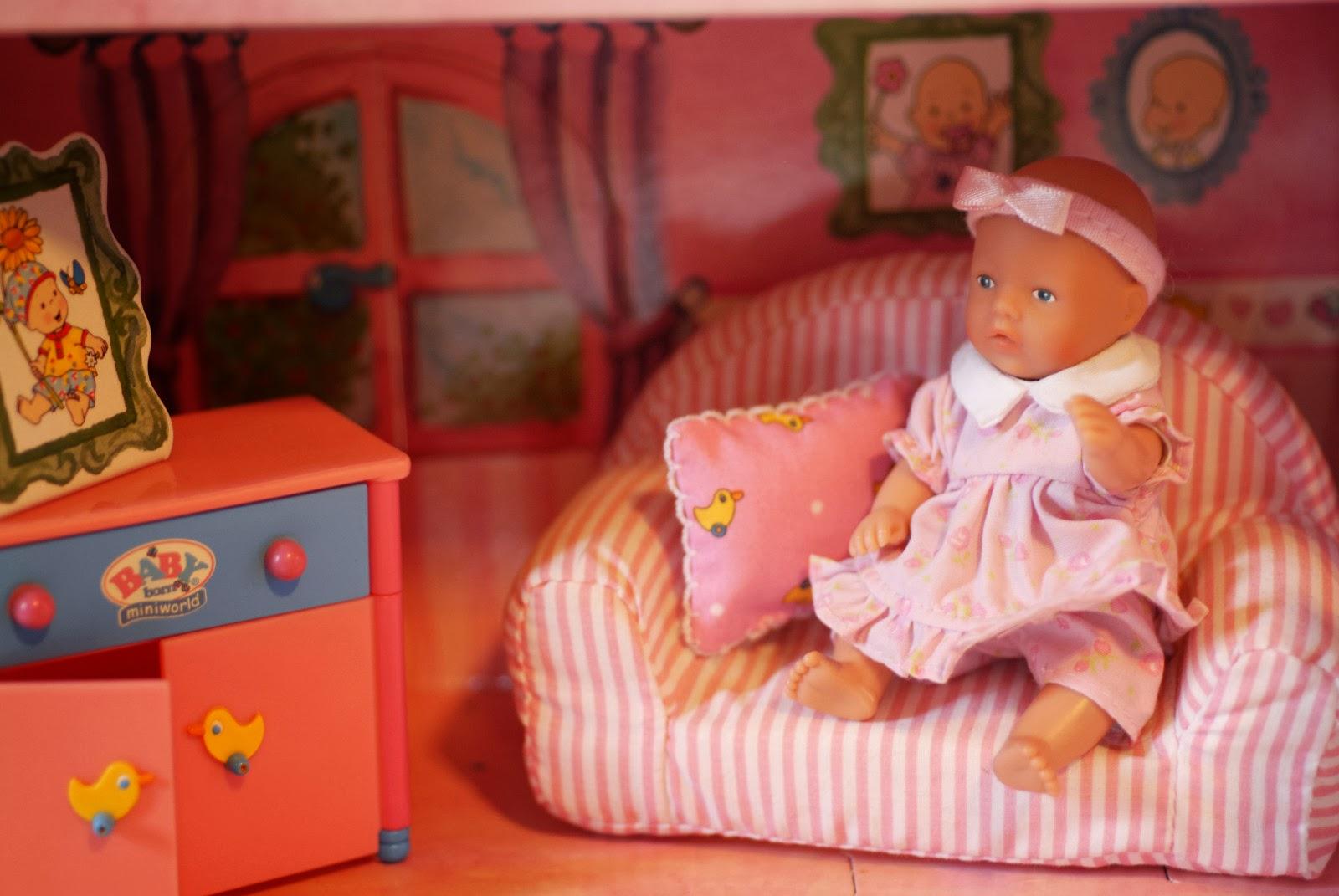 Snickerdoodle Street Zapf Baby Born Mini World Dolls