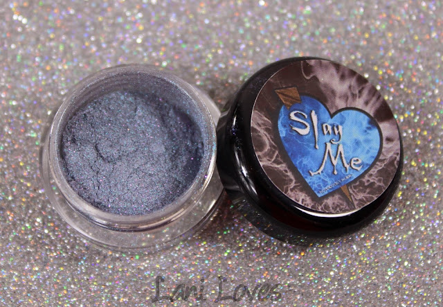 Notoriously Morbid Unattainable Eyeshadow Swatches & Review