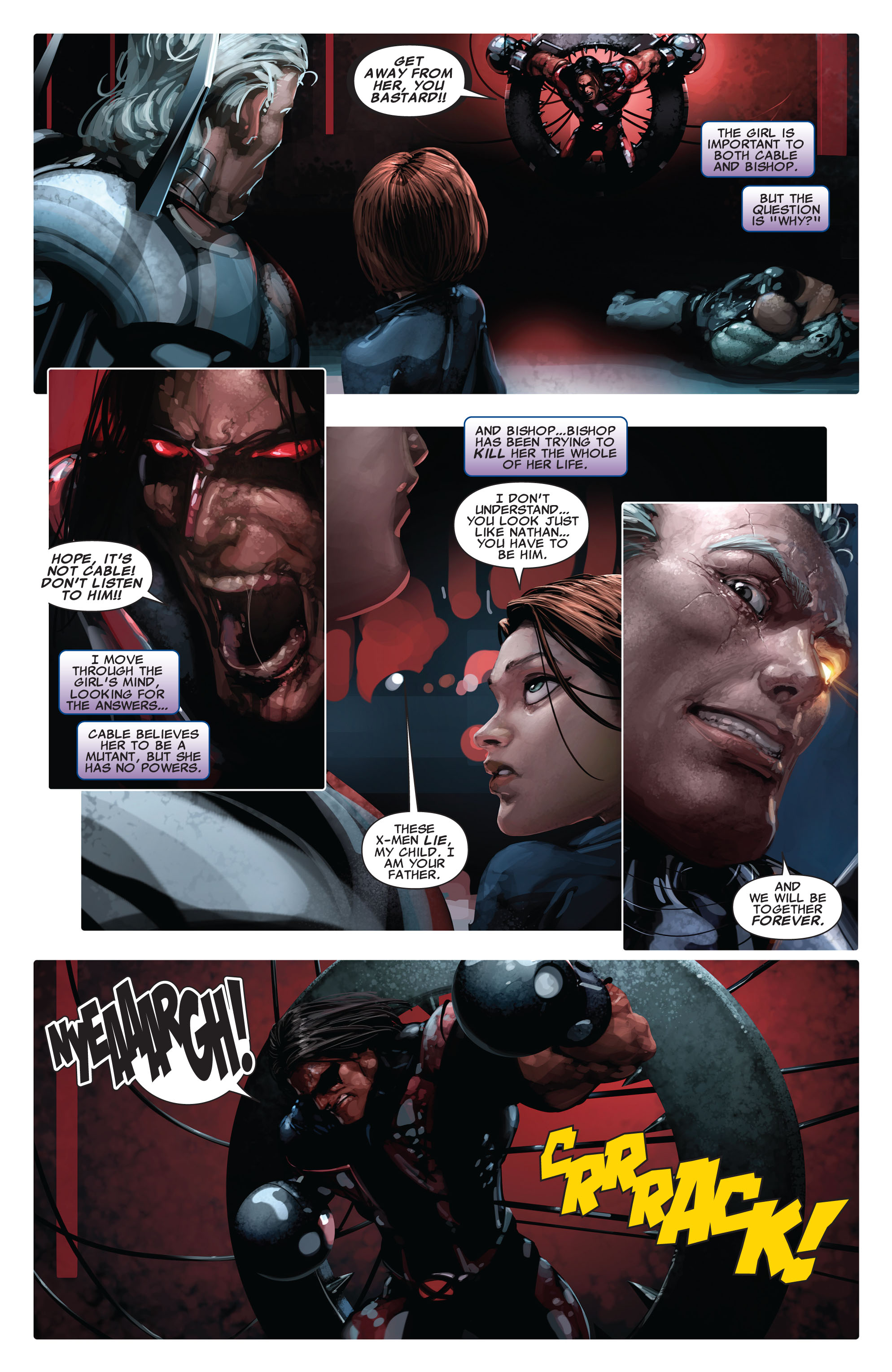 Read online X-Force (2008) comic -  Issue #15 - 4