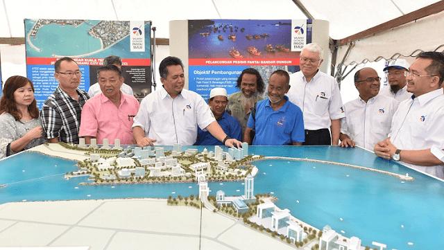 Kuala Terengganu City Centre, KTCC, ECERDC, ECER,