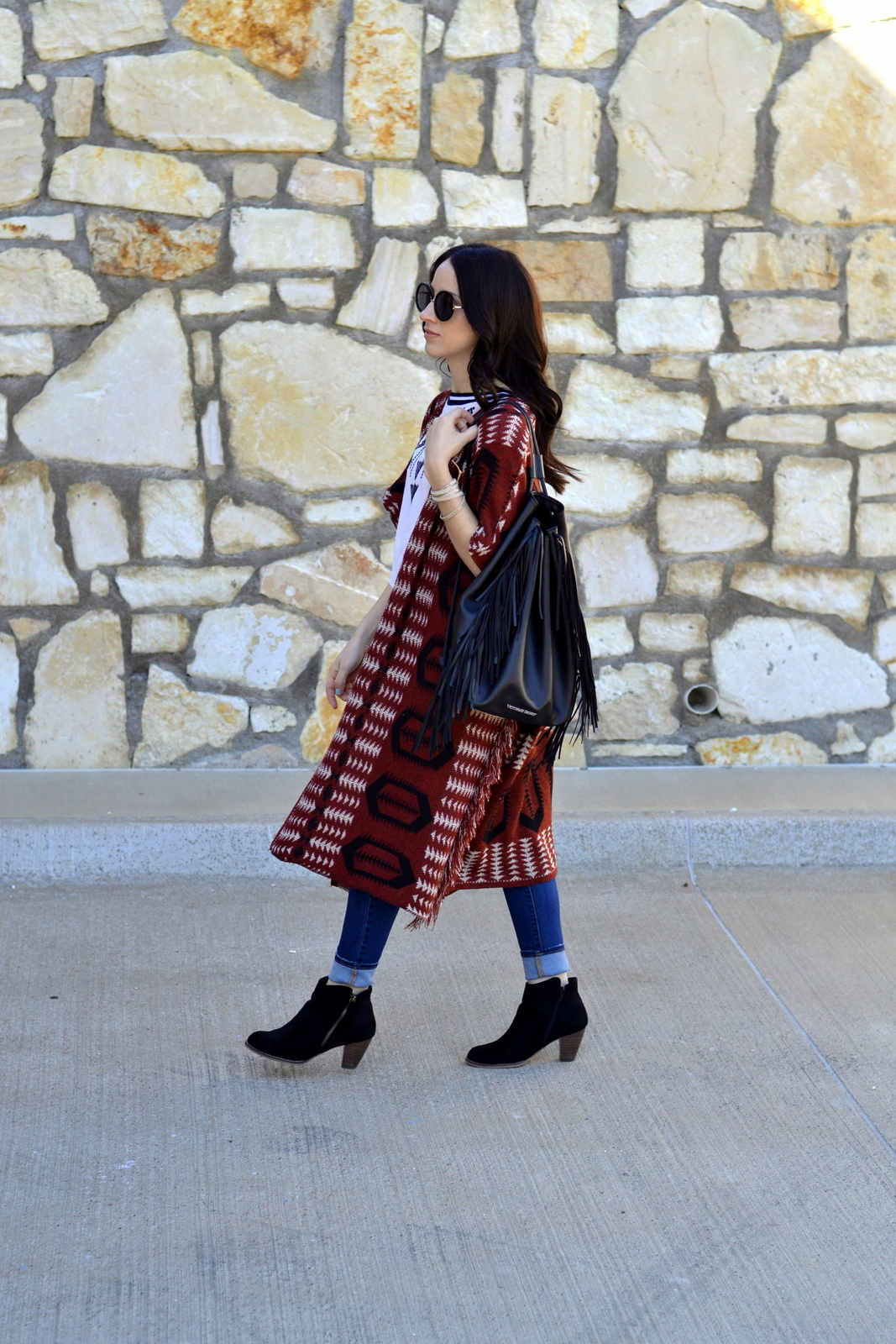 How to wear boho inspired pieces for a festival outfit
