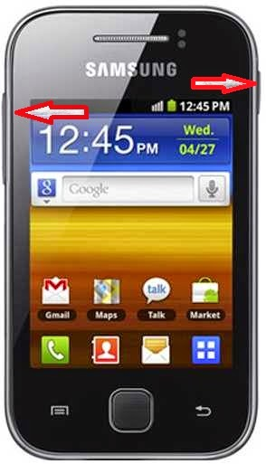 SAMSUNG Galaxy Young S5360