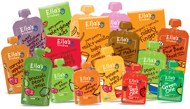 Organic Baby Food   Ella's Kitchen • The Naptime Reviewer