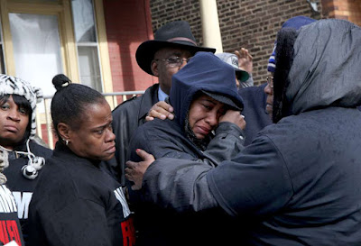 Chicago officer sues estate of teen he shot, claiming trauma