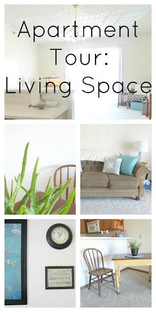 Apartment Tour | Living Space