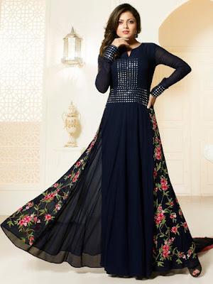 Designer Anarkalis Suits