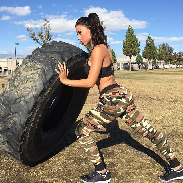 Ana Cheri Beautiful Body Fitness model 003
