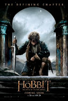The Hobbit: The Battle of the Five Armies (2014) Poster