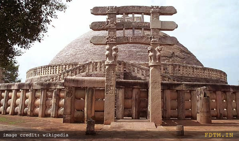 Sanchi Stupa, Madhya Pradesh: Know The Religious Belief and Significance