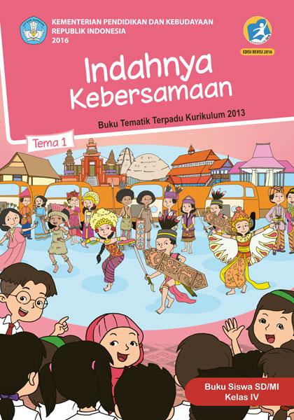 Buku Guru dan Siswa Tematik Kelas 4 SD/MI Edisi Revisi ...