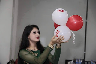 Puja Cherry Roy On Jaaz Multimedia's Birthday