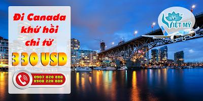 Đi Canada giá quá rẻ với khuyến mãi của China Southern chỉ từ 330 USD