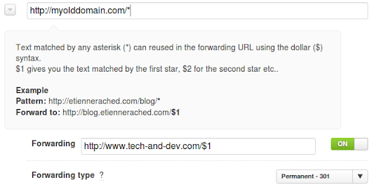 Forwarding a Domain Name to a New Domain Using Cloudflare