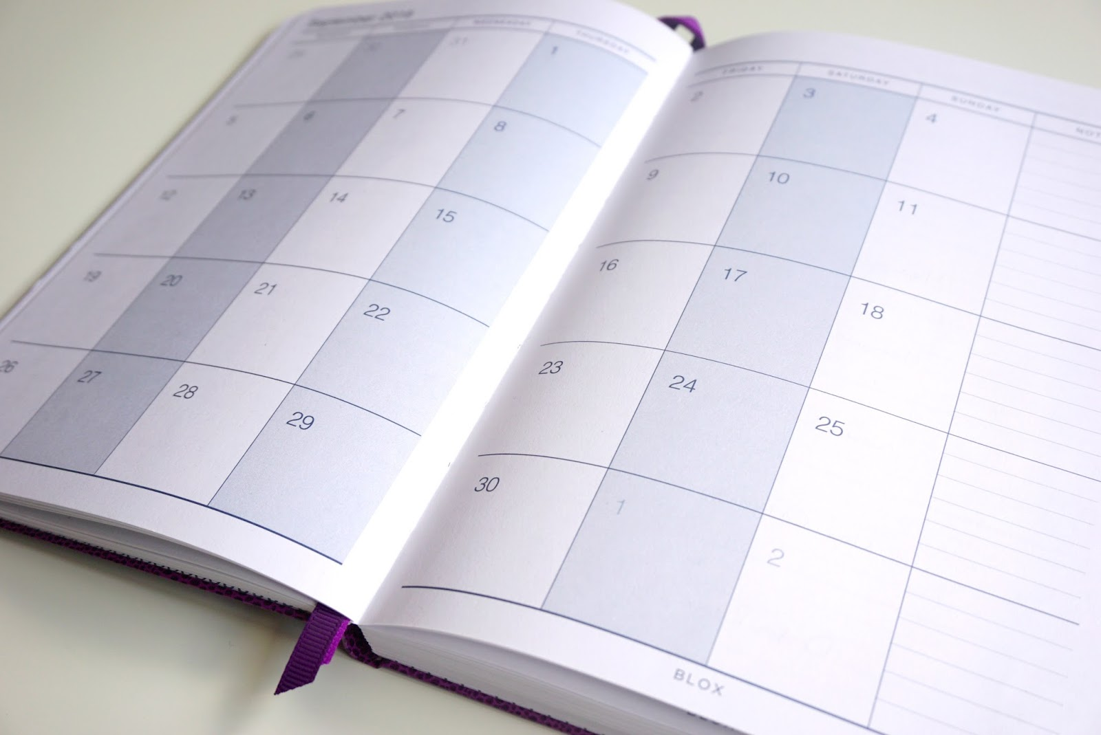 best mid year diary