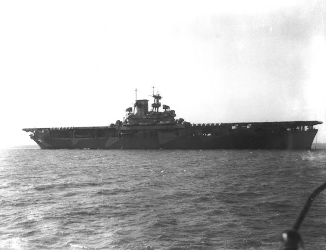 8 January 1941 worldwartwo.filminspector.com USS Wasp