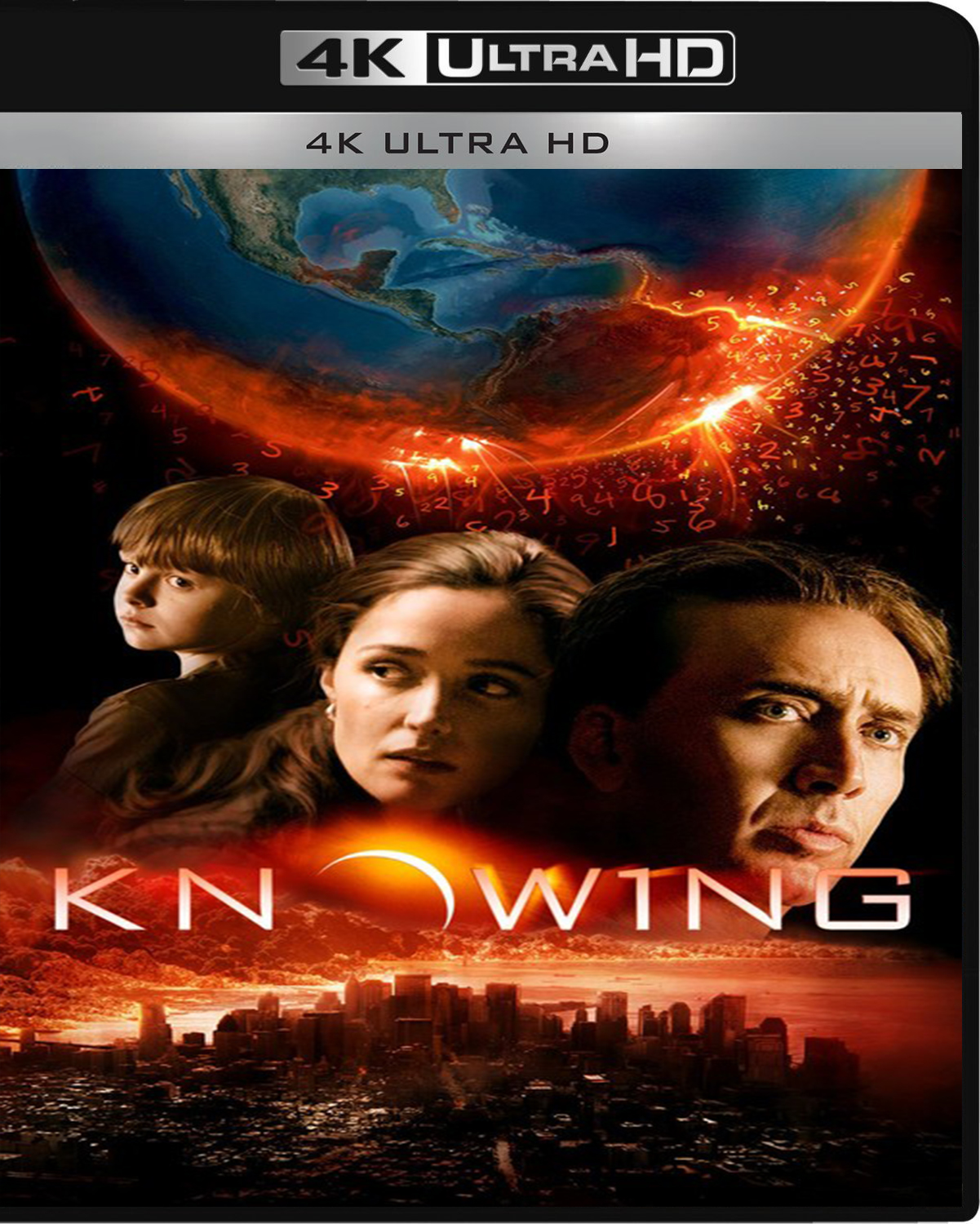 Knowing [2009] [UHD] [2160p] [Latino]