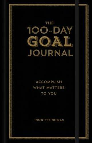 My 100-Day Goal Journal