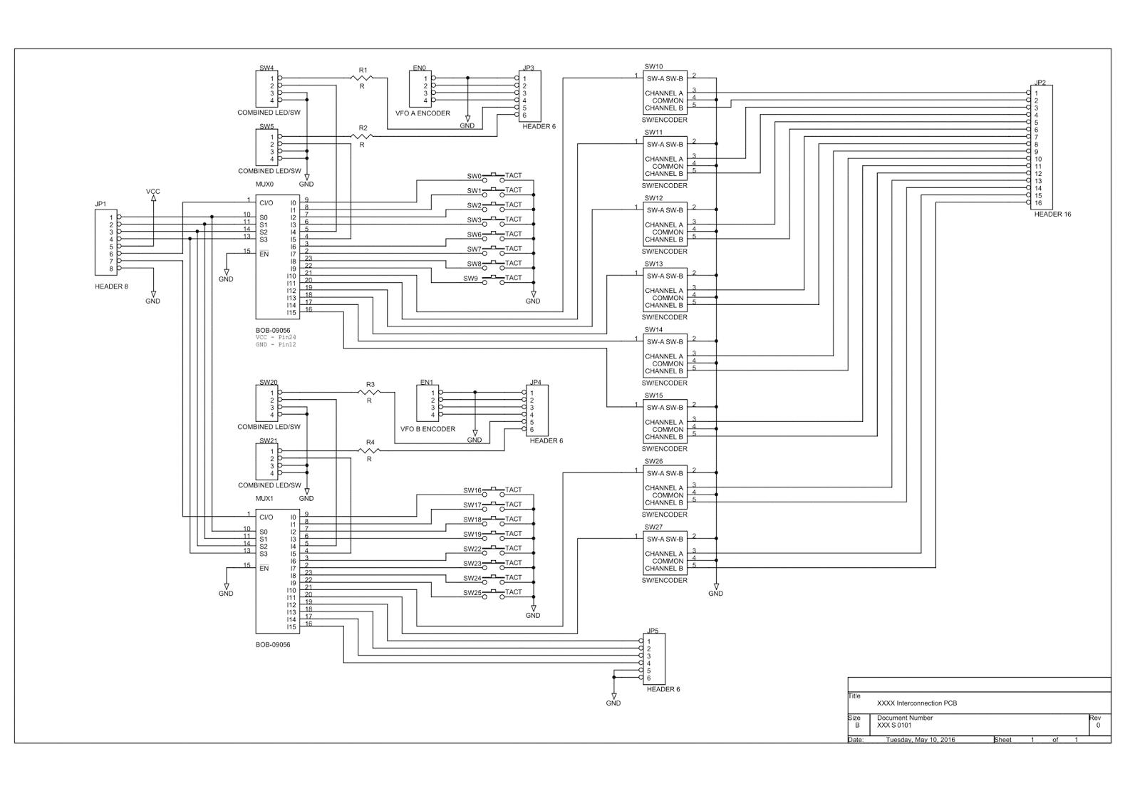 G3wgv S Flex Radio Controller May