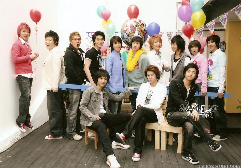 My Favourite Collections: A Walk To Remember Super Junior 7 Eng Sub