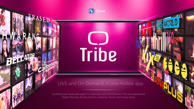 Tribe Is The Newest Video Streaming Service In The Philippines!
