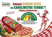 """#MancareCuNotificare - Noul """"Caroli""""metru Termic!"""