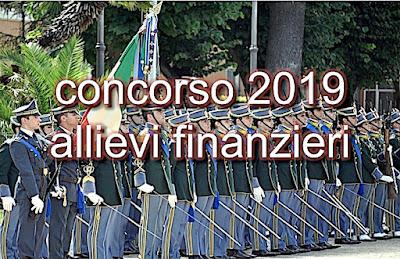 adessolavoro.blogspot.com - concorso 2019 per allievi finanzieri -