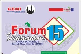 Hari Ini Digelar Silahturahmi Pengurus Baitul Maal Masjid di Solo