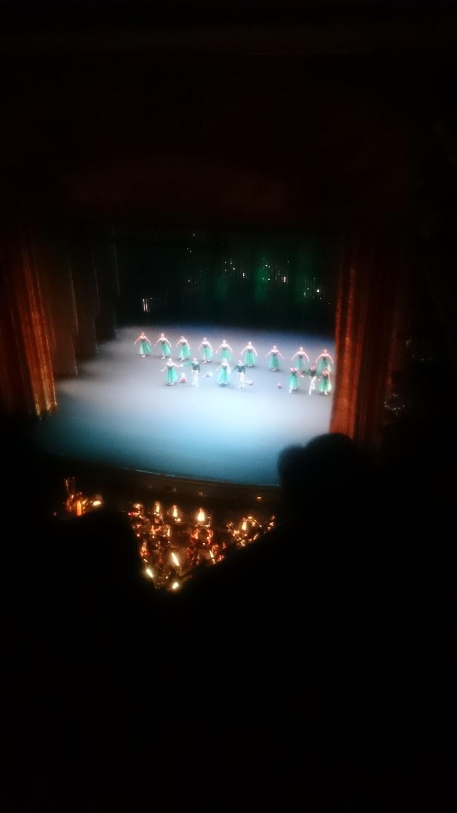 Balé Bolshoi - Moscou