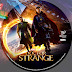 Doctor Strange DVD Label