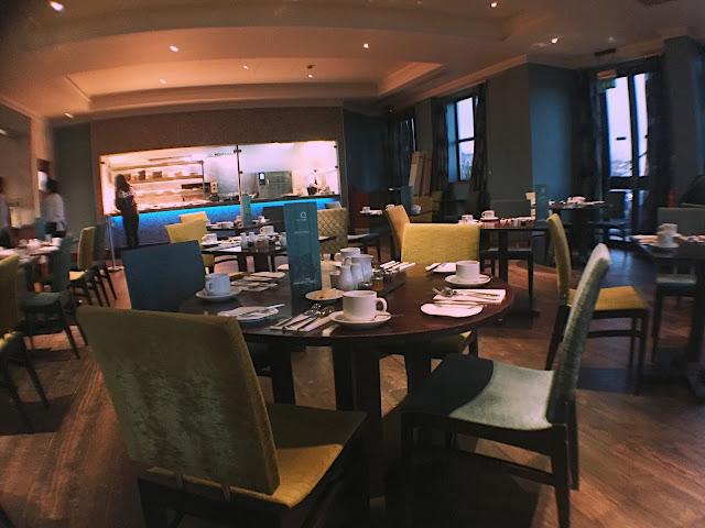 The Quay Hotel & Spa Conwy Restaurant