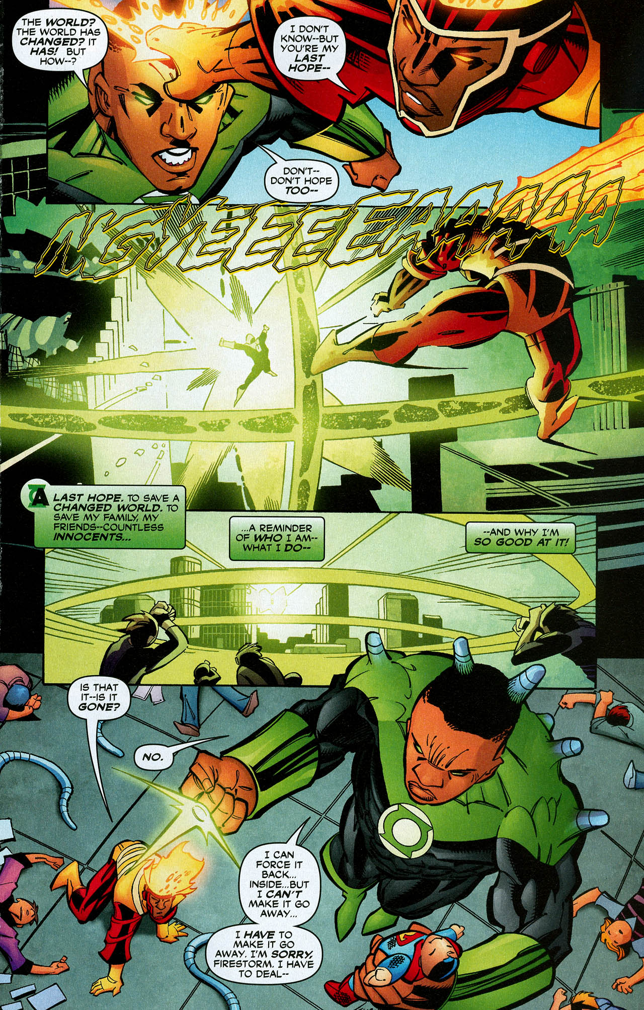 Read online Trinity (2008) comic -  Issue #21 - 29