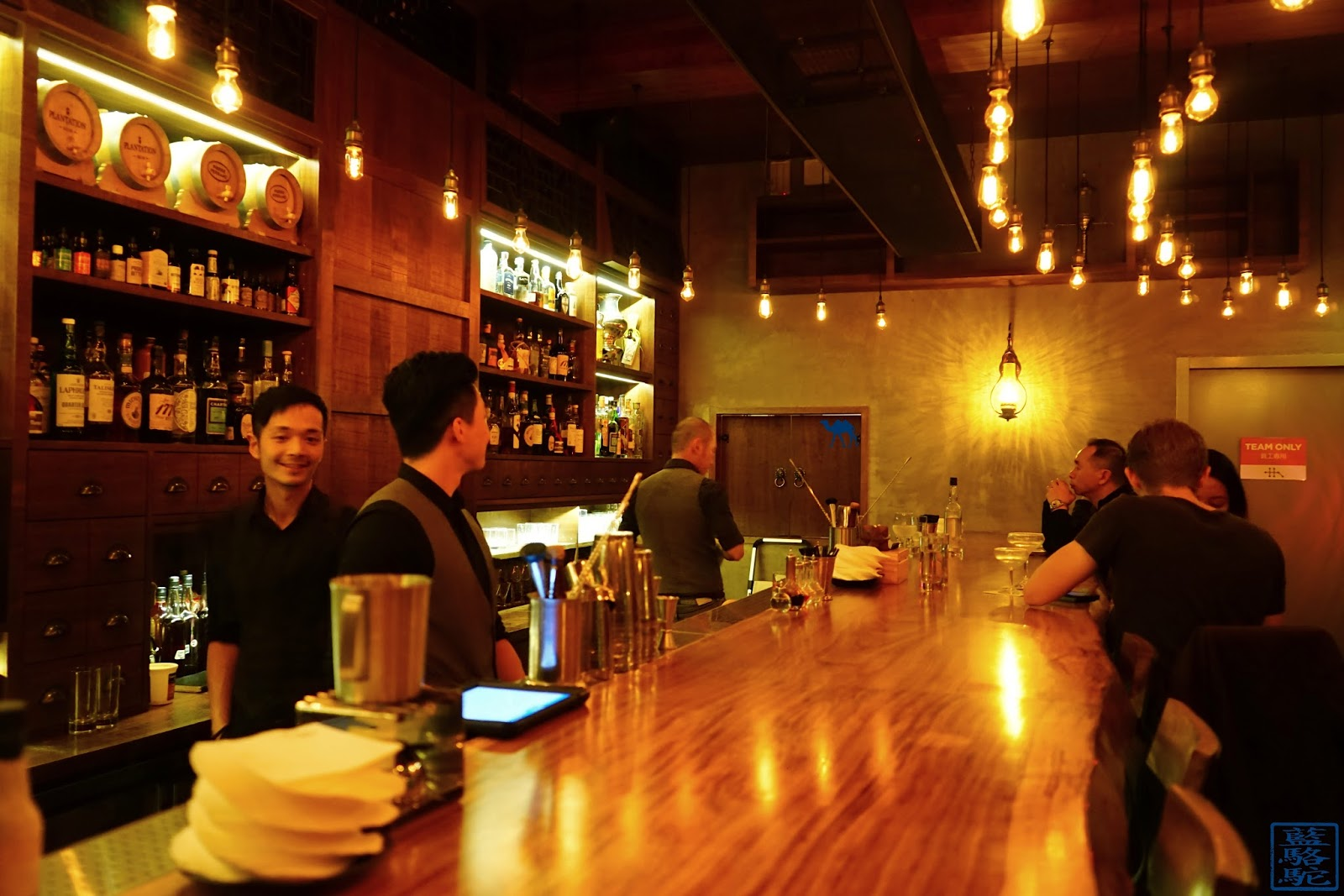 Le Chameau Bleu - Bar du R&D Cocktail Lab - Taipei