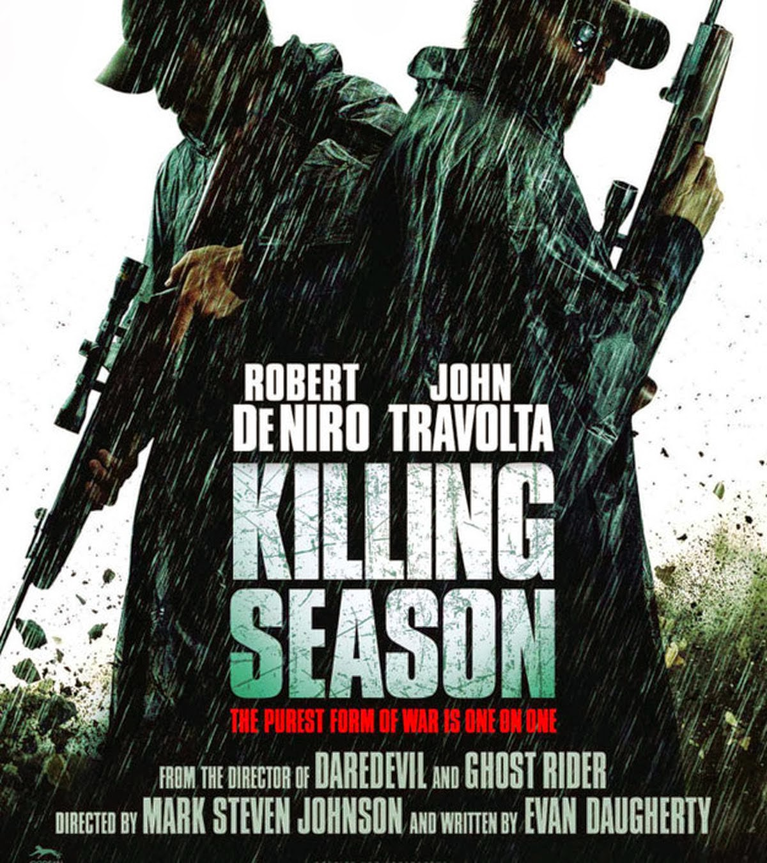 Killing Season ฤดูฆ่า ล่าไม่ยั้ง [HD][พากย์ไทย]