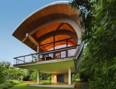 Modern style house 10