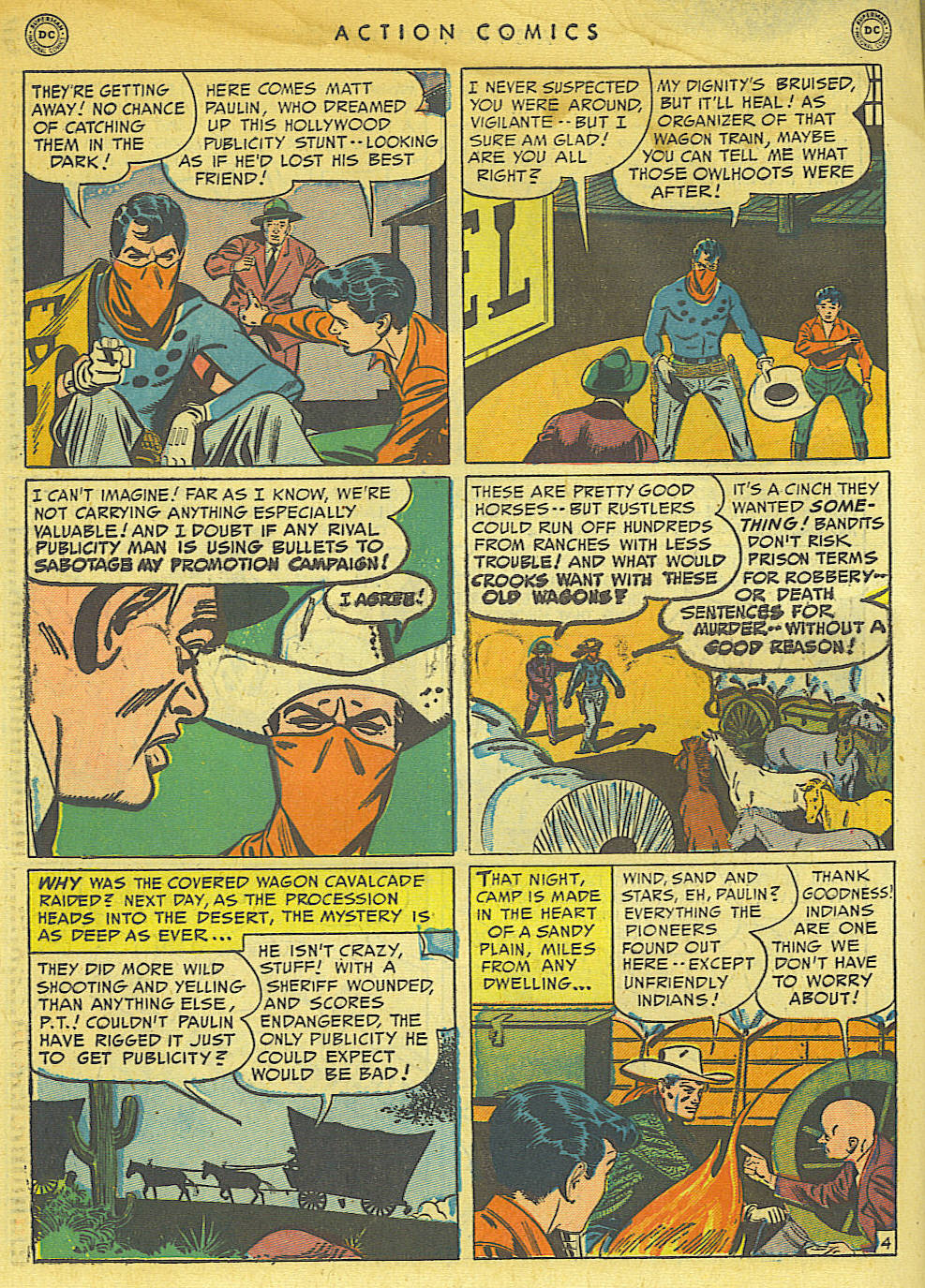 Action Comics (1938) 154 Page 41