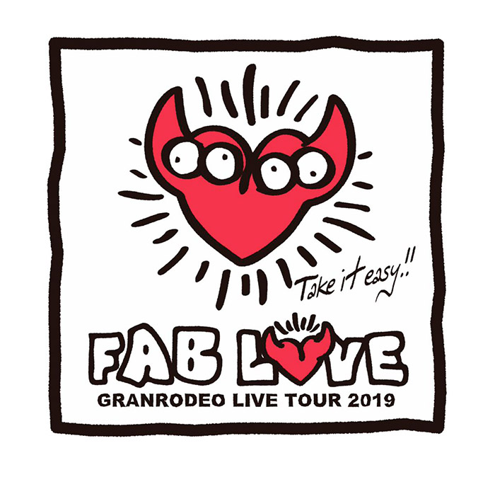 "Granrodeo Live Tour 2019 ""FAB LOVE"""